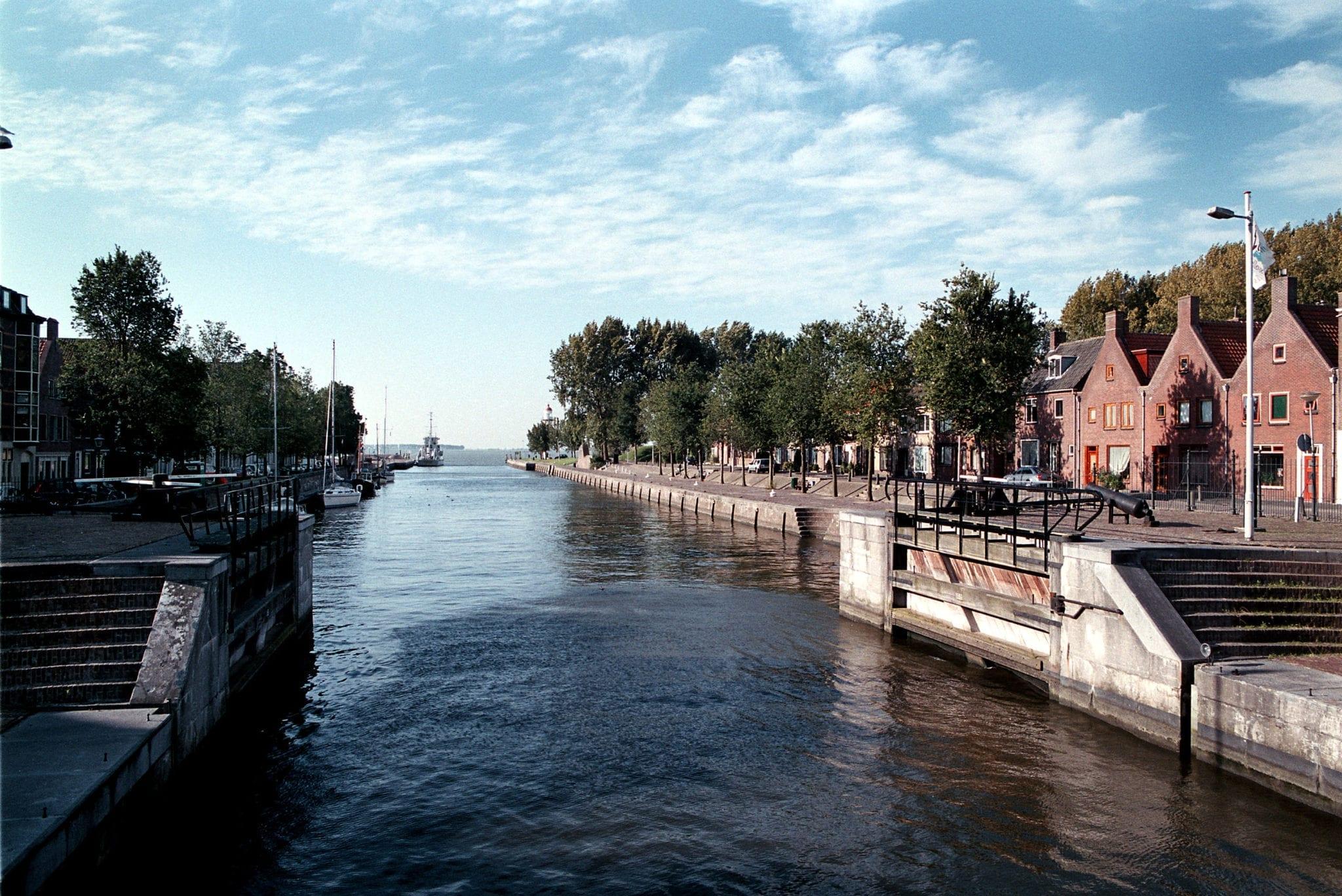 Hellevoetsluis dock