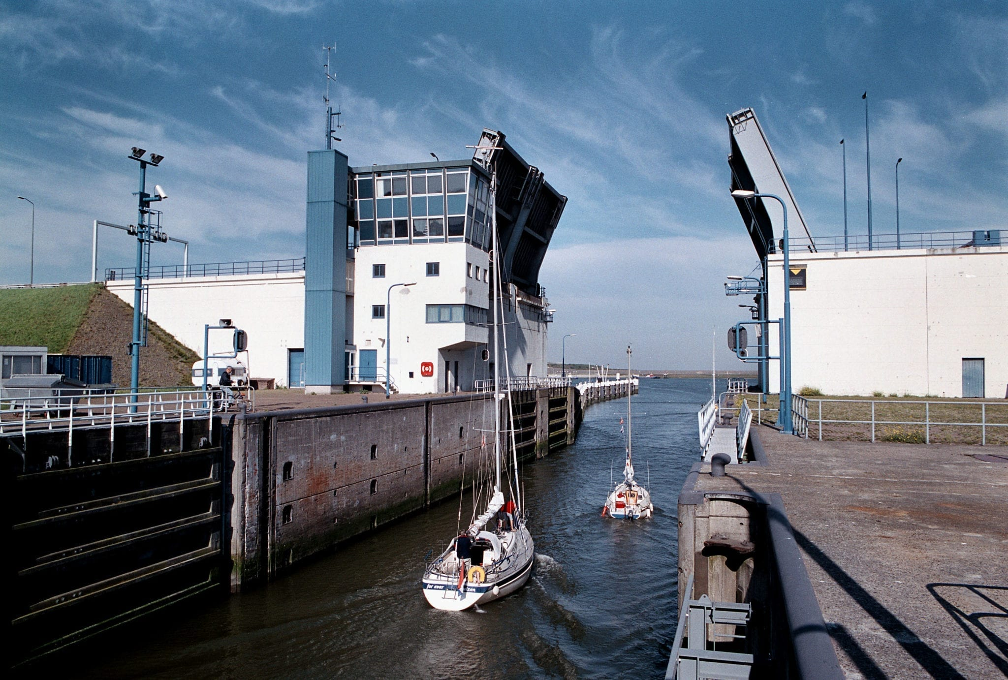 Stellendam Sea Locks
