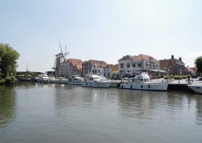 Langszij in Willemstad