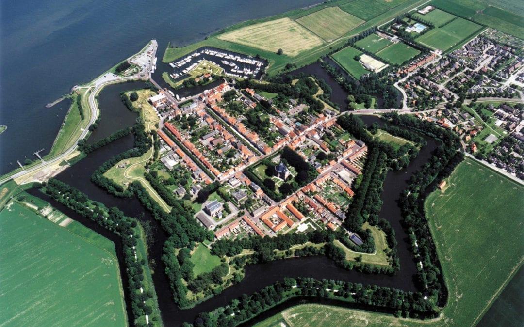 Luchtopnames van Willemstad