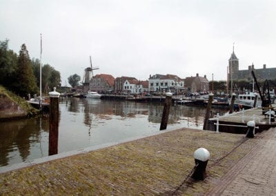 Oude haven Willemstad