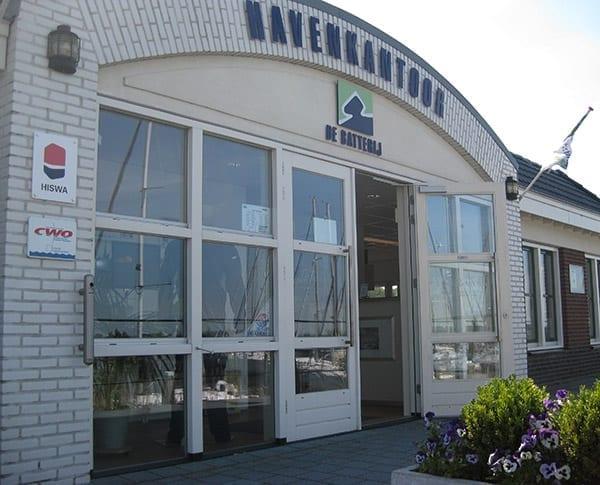 Havenkantoor Jachthaven De Batterij